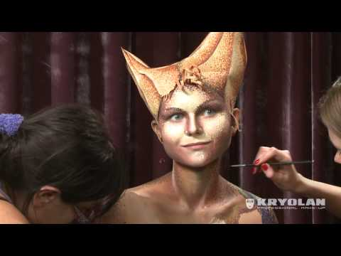 KRYOLAN Calendar 2011 - making of Travel Video