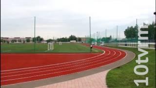 В Саранске открыли новый спортивный комплекс МГПИ им.М.Е.Евсевьева