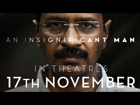 "Movie on Kejriwal! 'An insignificant man' AKA ""Proposition for a Revolution"" Rel: 17th Nov"