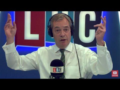The Nigel Farage Show: Catalonia to have an EU referendum? Live LBC - 27th November 2017