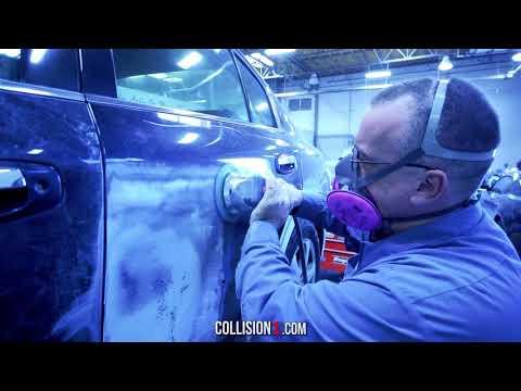 Auto Body Repair Work Compilation – Collision 1 Inc.