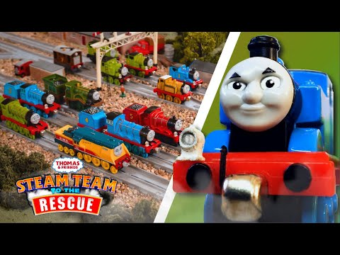 DON'T STOP! | Thomas & Friends: Steam Team To The Rescue! | Music Video Remake