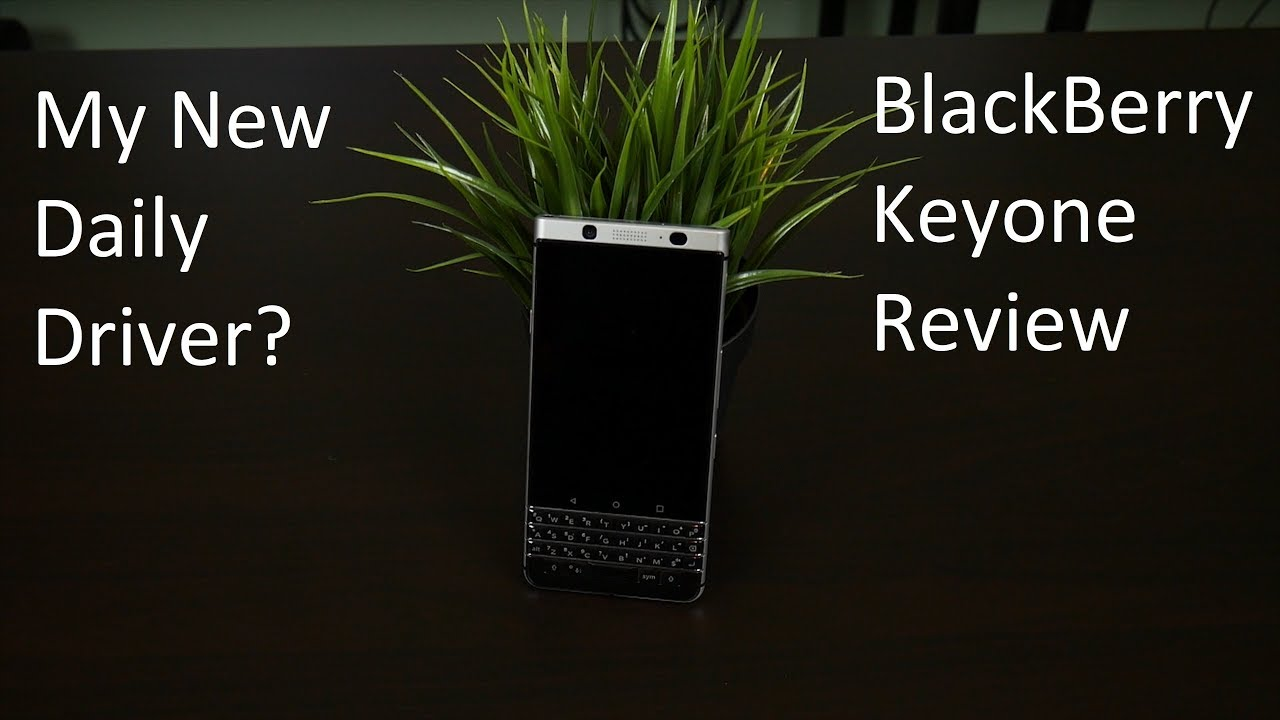 BlackBerry KeyOne Review | Is it my new daily driver?