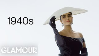 100 Years of French Fashion | Glamour Video