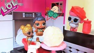 МАЛЯТКО ЛОЛ ХОТІЛА СЕСТРИЧКУ,А ПРИЛЕТІЛА ПТАШКА) Мультики ляльки ЛОЛ Даринелка іграшки #lolsurpise