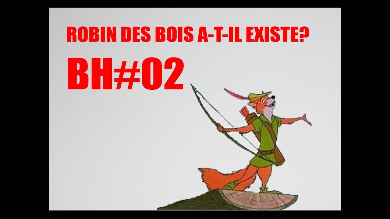 Robin des Bois atil réellement existé?  Ep 02  Brève d  ~ Robin Des Bois Histoire