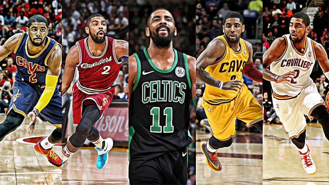 Kyrie Irving's Best Crossover On Every Team In The NBA! - YouTube
