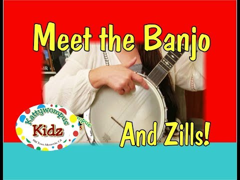 Meet the Banjo & Zills - Kid's Video!