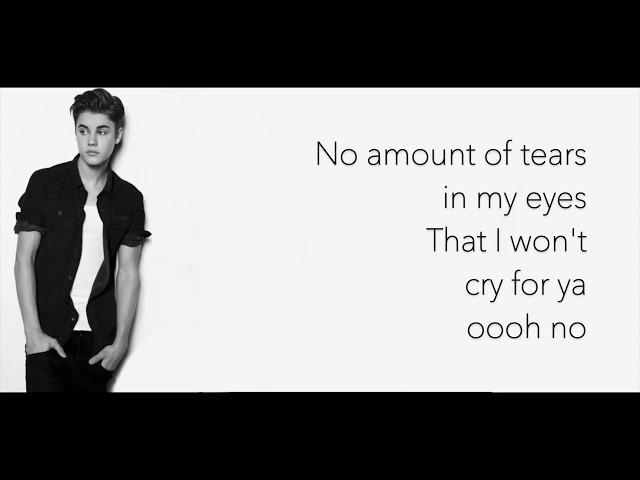 2U - David Guetta ft.Justin Bieber lyrics
