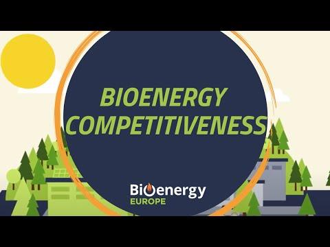 Bioenergy competitiveness