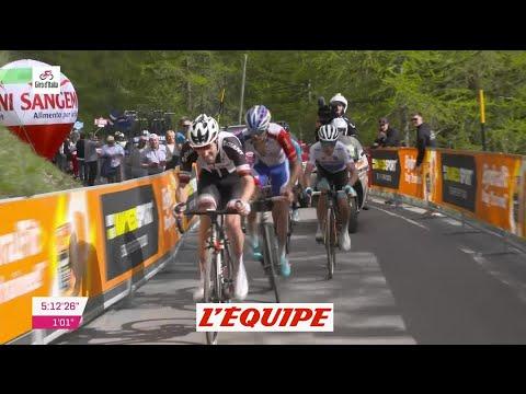Froome remporte la 19e étape et s'empare du maillot rose - Cyclisme - Giro