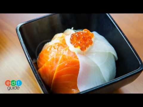 อาหารของอรทัยซูชิวังหลัง สาขา 2