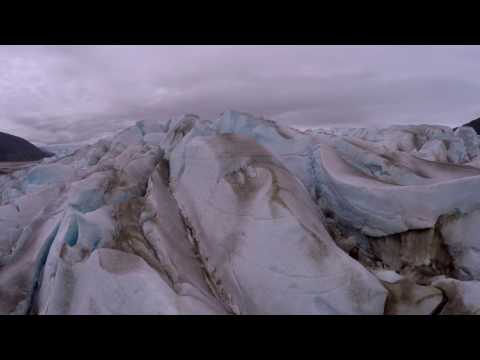 Taku Glacier Adventure by Air, Water and Ice