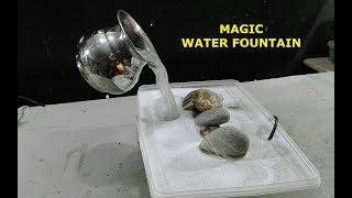 Magic Water Fountain - How to make Magic Water Fountain - Magic Tap