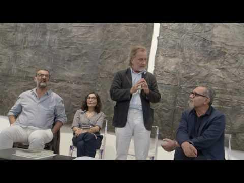 Luca Pignatelli, Anna Maria Sbisà, Luca Beatrice, Michele Bonuomo, M77 Gallery