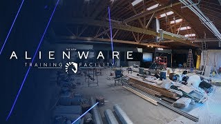 Alienware Training Facility - Timelapse Build