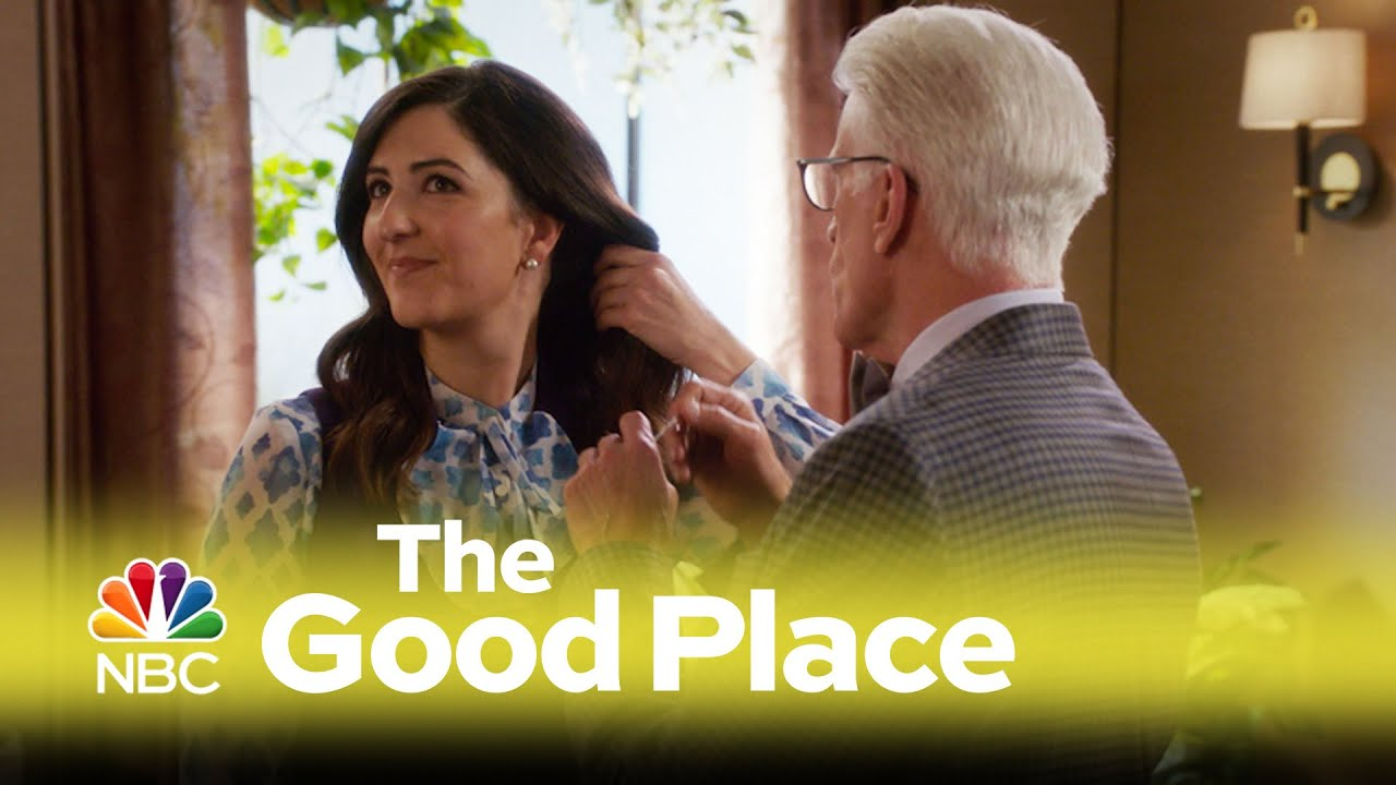 The Good Place - Michael Loves Janet (Episode Highlight)