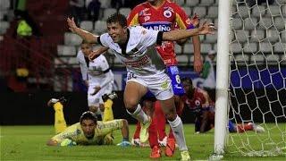 Once Caldas 1 Pasto 0 - Liga Postobon (04/10/2014)