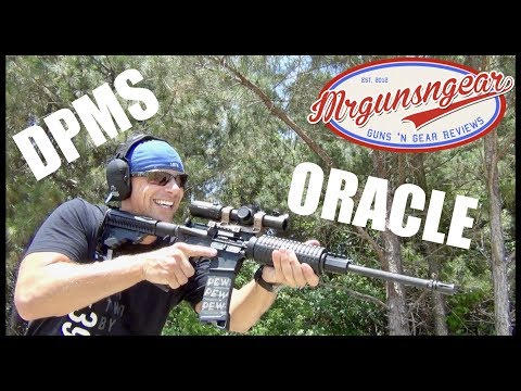 DPMS Oracle A3 AR-15 For Under $400: Bargain or Junk? (HD)