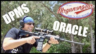 DPMS Oracle A3 Budget AR-15: Bargain or Junk? (HD)