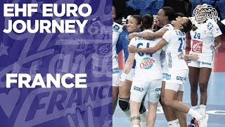 EHF EURO JOURNEY | FRANCE | Women