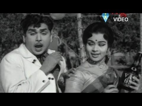 Buddhimanthudu Songs - Tata Veedukolu - ANR,  Vijaya Nirmala.