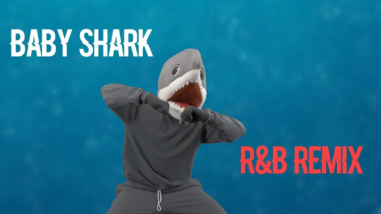 Baby Shark (R&B Version) | R&B Kids Songs