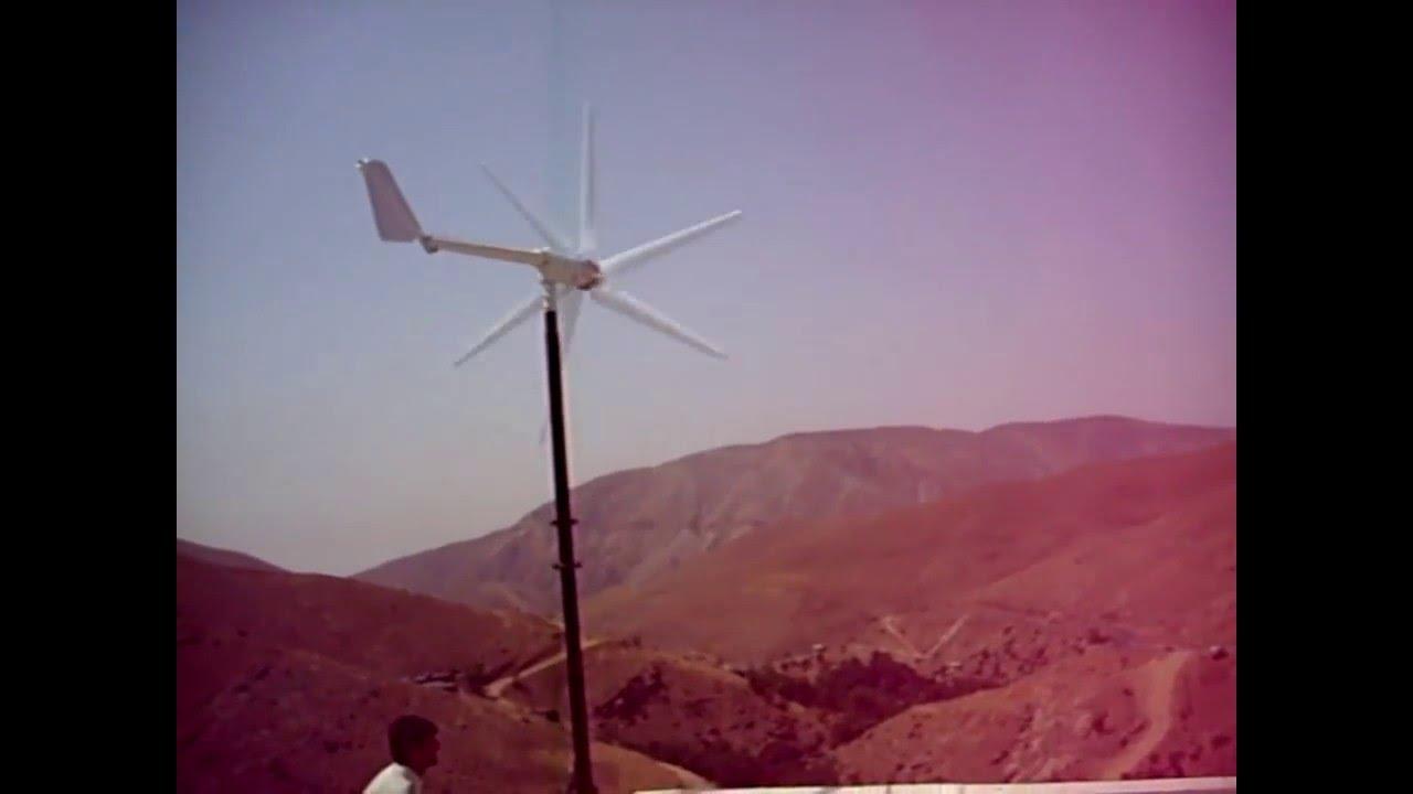 ALEKO® WG3KW Wind Generator 3KW Wind Turbine