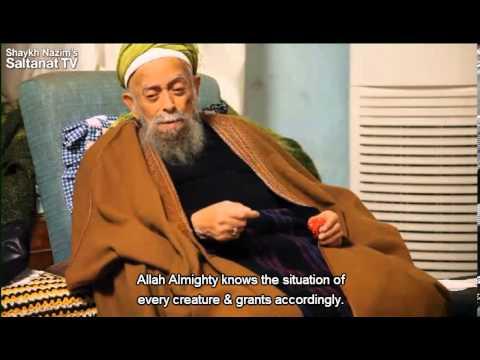 A Straight Talking Man - Shaykh Nazim Haqqani