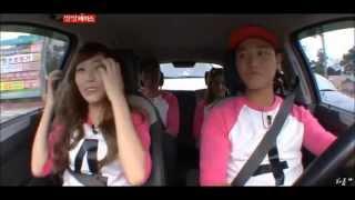 (SNSD) Jessica & (Running Man) Gary - STRESS Copilation