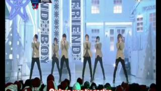 BOYFRIEND - All I Want For Christmas is You + I'll Be There [Live] (Esp/Eng/Rom) MP3