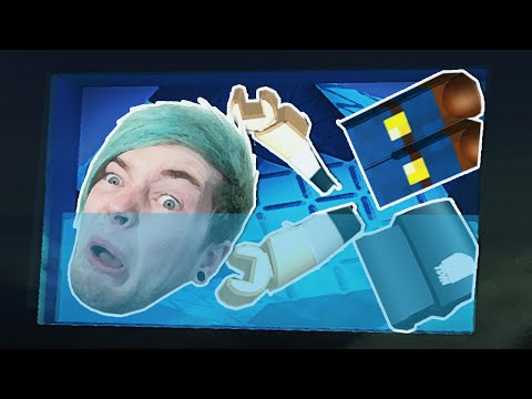 Thumbnail: TRAPPED INSIDE A WASHING MACHINE!! | Roblox