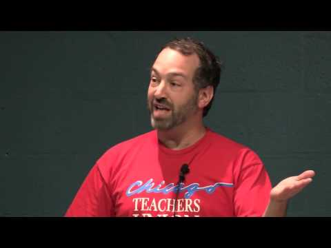 SEA (Seattle Education Association) Strike, September 8, 2015 panel