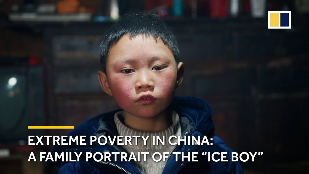 "Extreme poverty in China: A family portrait of the ""Ice Boy"""