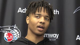Markelle Fultz's goal is to be ready to play in the preseason | 2019 NBA Training Camp