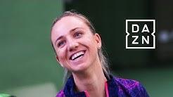 Tennis-Star Mona Barthel exklusiv | DAZN Interview