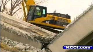 Bridge Collapses During Construction Project