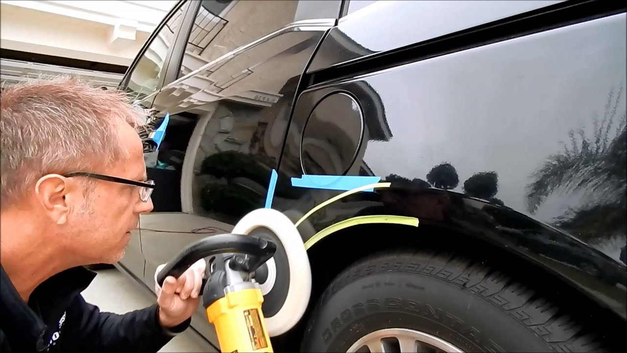 Car Paint Scratch Repair Straight Talk From The