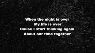 Anikdote Life Is Over Lyrics