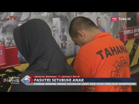 TEGA! Ayah Setubuhi Anak Tiri, Sang Ibu Justru Mendukung Aksi Bejatnya - BIM 07/02