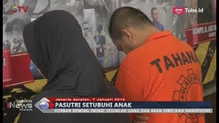 Download TEGA! Ayah Setubuhi Anak Tiri, Sang Ibu Justru Mendukung Aksi Bejatnya - BIM 07/02
