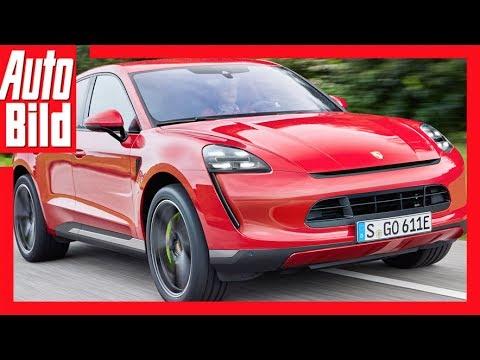 Porsche Macan Elektro 2022 Bestseller Als E Variante
