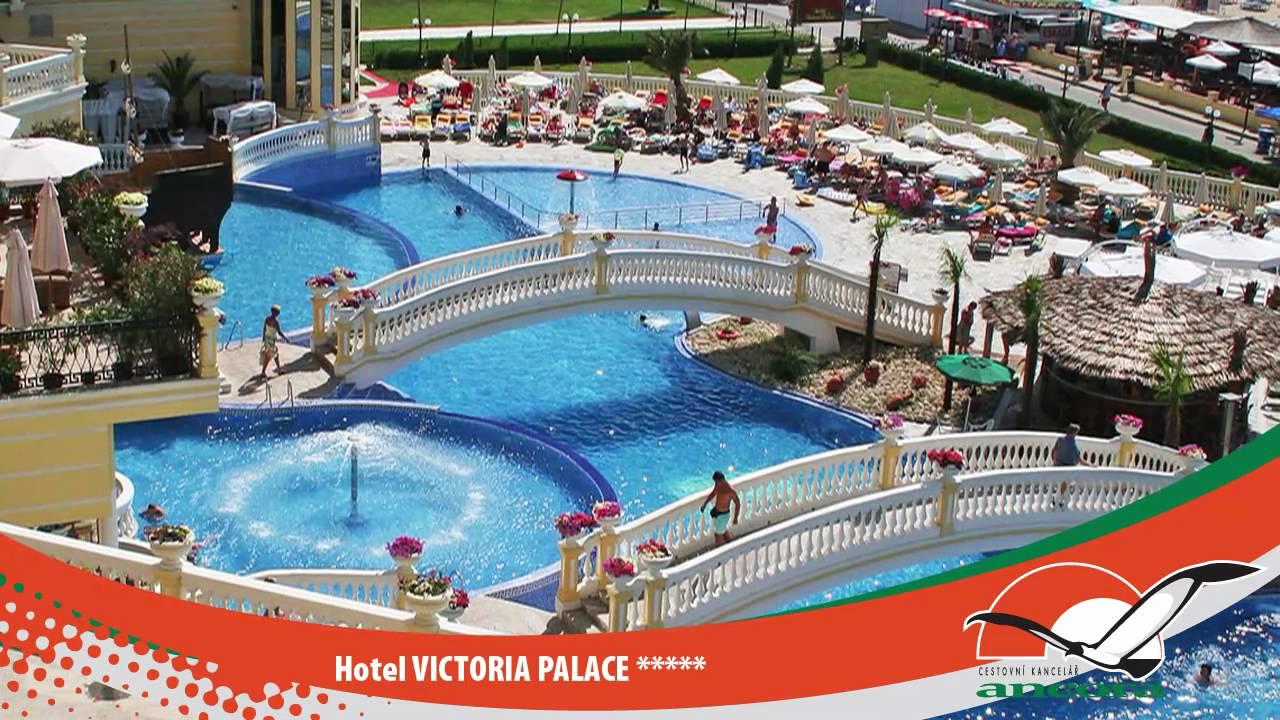 Bulgarien Burgas Hotel Victoria Palace
