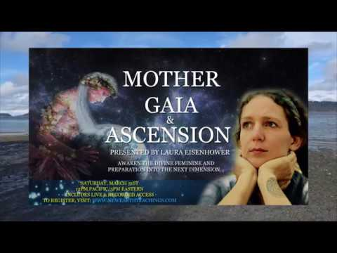 Mother Gaia, Ascension and Sacred Sexuallity