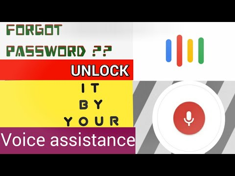 How To Unlock Phone Without Word New Trick Android