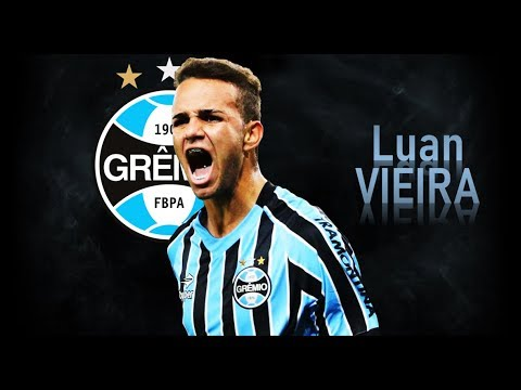 LUAN VIEIRA | WELCOME TO LIVERPOOL?! | Goals, Skills, Assists | 2017