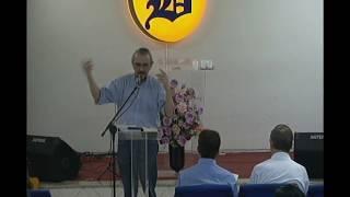 Culto de Doutrina - Pr. Abimael Prado - 05.07.2018
