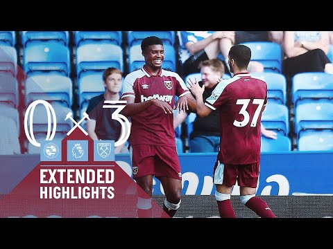 EXTENDED HIGHLIGHTS | READING 0-3 WEST HAM UNITED