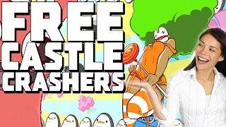 Castle Crashers Giveaway (3 Chances)