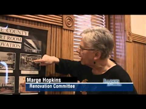 Illinois Stories | Greene County Courthouse
